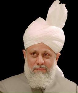 Hazrat Mirza Masroor Ahmad Sahib ( a.t.b.a.) The Supreme Head of Ahmadiyya Muslim Community