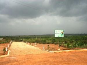 Green Valley Track Jamia Ahmadiyya International,Ghana