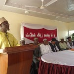 Ameer Sahib's speech at Jamia Ahmadiyya Ghana