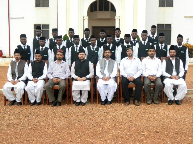 Group Photo of Students 2012 Intake