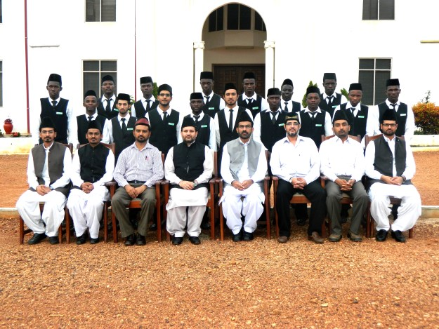 Group Photo of Students 2013 Intake