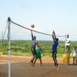 Volley Ball Tournament 2014