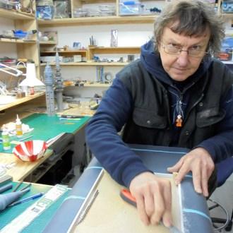 David Tremont workshop