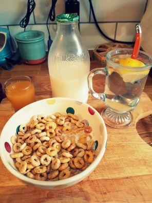 JamJarGill: Meatless Monday: wk44: Breakfast