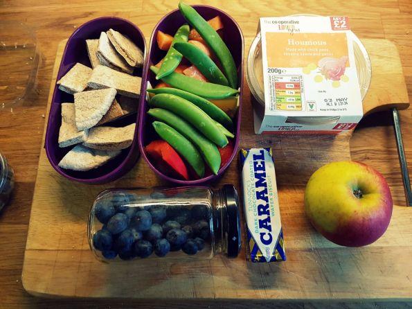 JamJarGill: Meatless Monday: wk44: Lunch