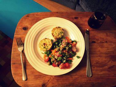 JamJarGill: Meatless Monday: wk45: Dinner