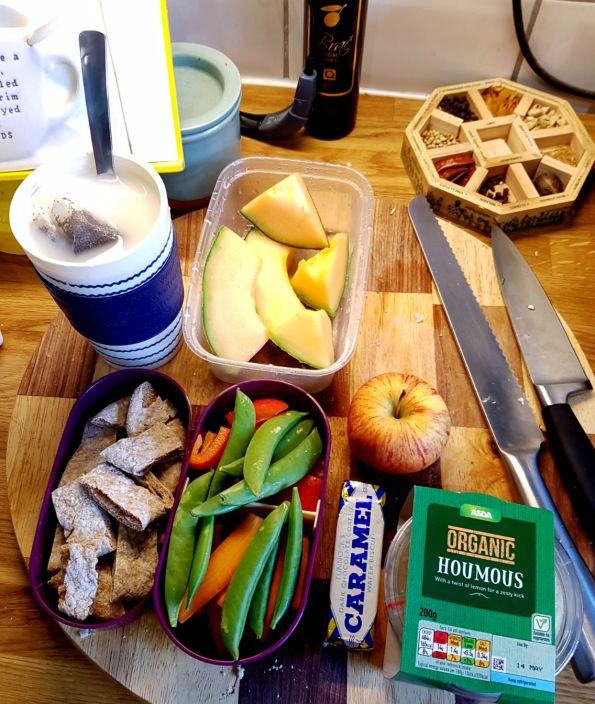 JamJarGill: Meatless Monday: wk46: Lunch
