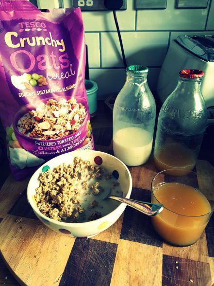 JamJarGill: Meatless Monday {1 year 2 weeks}: Breakfast