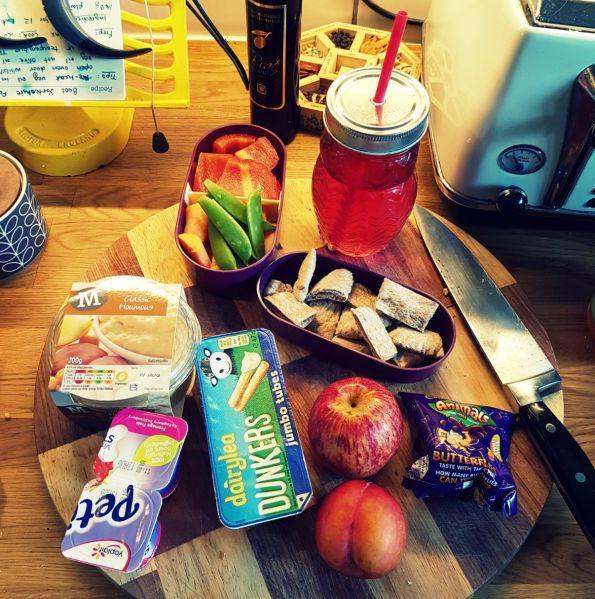 JamJarGill: Meatless Monday {1 year 5 weeks}: Lunch