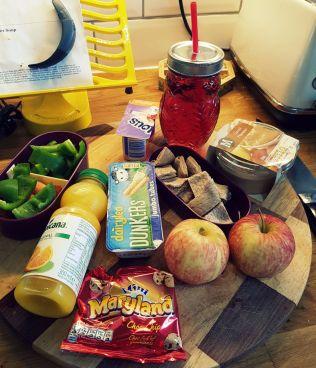 JamJarGill: Meatless Monday {1 year 6 weeks}: Lunch
