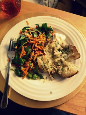 JamJarGill: Meatless Monday {1 year 7 weeks}: Dinner