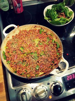 JamJarGill: Meatless Monday {1 year 9 weeks}: Dinner