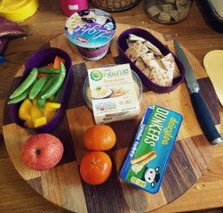 JamJarGill: Meatless Monday {1 year 15 weeks}: Lunch