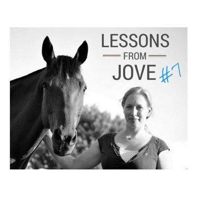 Lessons from Jove #7: The Fear-Anger Connection