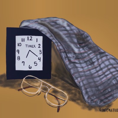Still-Life-prompt-Remembering-Dad-#52-Week-Illustration-Challenge