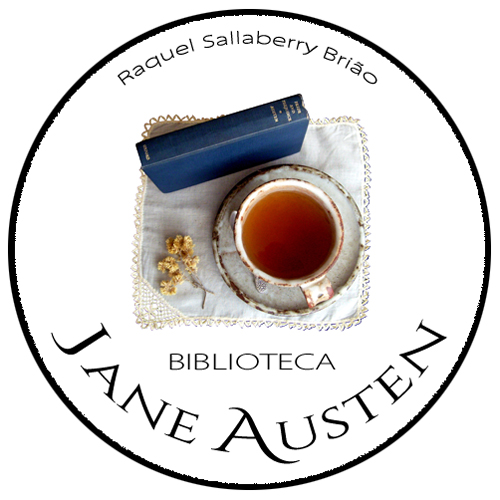 ex-libris biblioteca Jane Austen