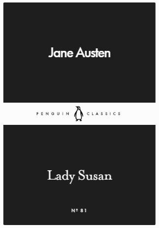 Lady Susan Little Black Classics