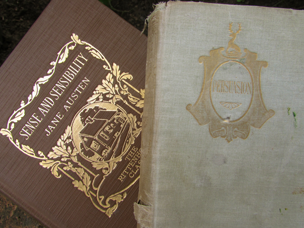 Sense and Sensibility e Persuasion
