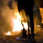 Legs Ablaze