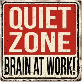 Quiet Zone - Brain at Work