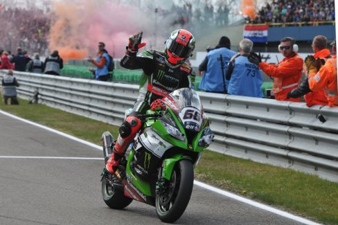 WorldSBk Round 4,TT Circuit Assen,17-19April 2015