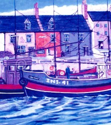 the harbour  eyenmouth