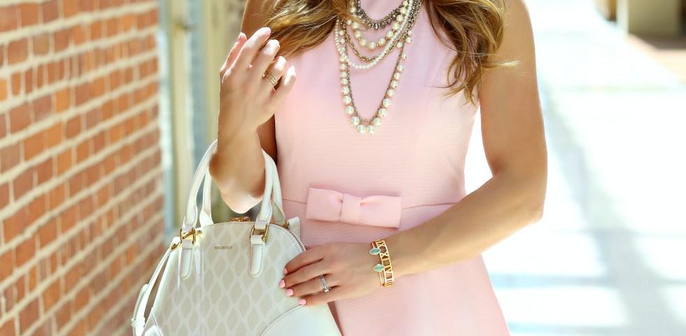 chicwish blush dress 4
