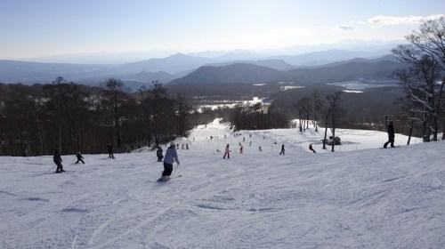 首都圏から近くて初心者におすすめ! たんばらスキーパーク Tambara Ski Park