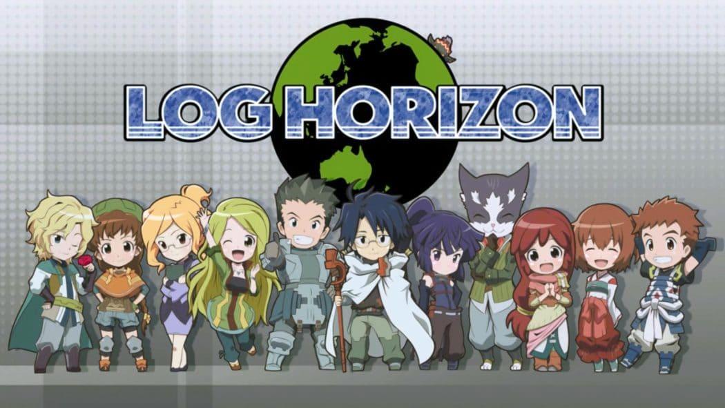 [Anime] Log horizon : Le manga MMO