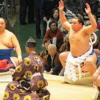 The dying sport of sumo wrestling