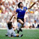 Soccer - World Cup Mexico 1986 - Quarter Final - Argentina v England