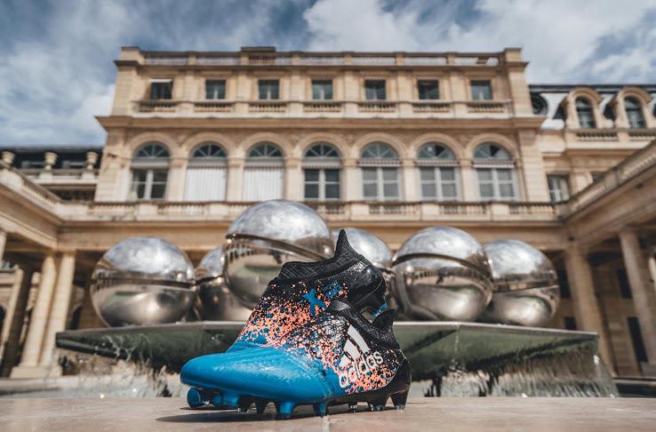 Adidas X 16+ PureChaos Paris Pack Krampon