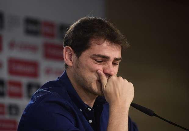 Los Galacticos'un Son Halkası Iker Casillas