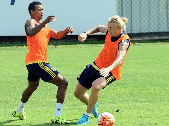 Fenerbahçe sezon hazırlıklarına devam ediyor.