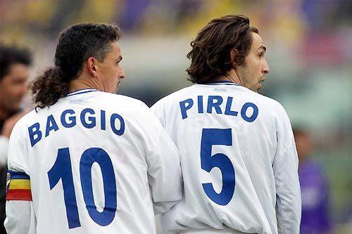 Roberto Baggio… Ne goldü ama…