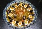 وصفات عيد الاضحى طبق اللحم بالفواكه الجافة