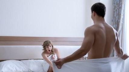 Mulher separa do marido por causa do tamanho do pênis