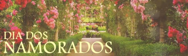 Dia dos Namorados no Jardim do Prazer