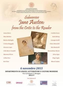 poster Subversive JA