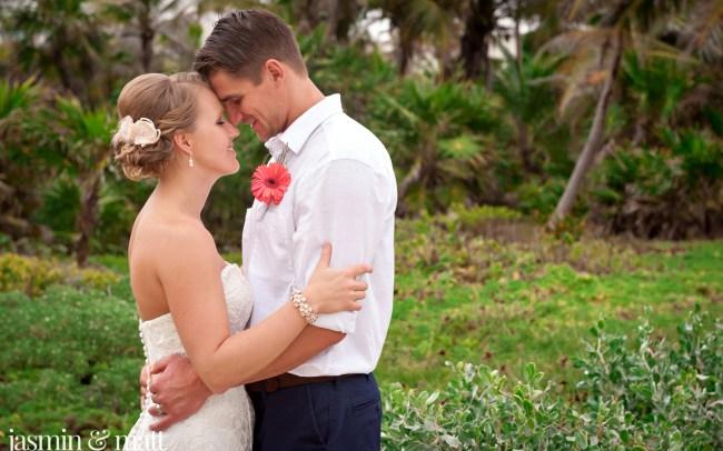 Katelyn & Jason's Overcast yet Fun Destination Wedding at Grand Sirenis Riviera Maya