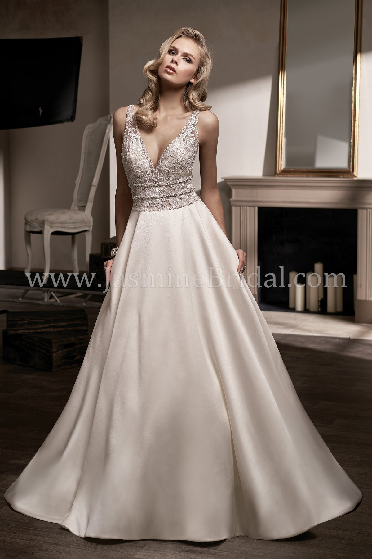Fullsize Of Organza Bridal Gown
