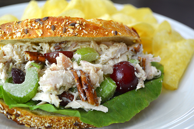 Jason's Chicken Salad