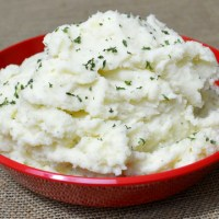 Garlic Mashed Potatoes from www.jasonscooking.com