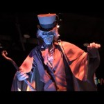 Animatronic Hatbox Ghost makes its appearance at D23 Expo 2013