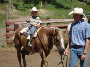 Fun for the whole family on Canadian Rockies guest ranch vacations.