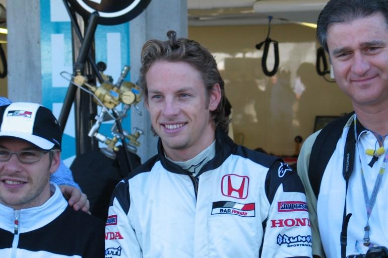 Formule 1 Grand Prix van Amerika 2003 Slide 11