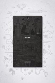 Edisi Terbatas Xperia Z3 Tablet Compact Warsaw