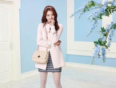 Park Shin Hye in an Elegant Look
