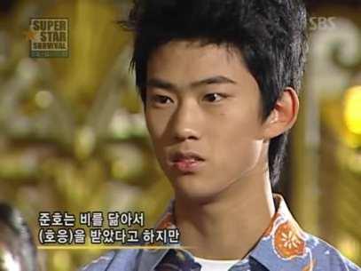 Taecyeon in a Scene