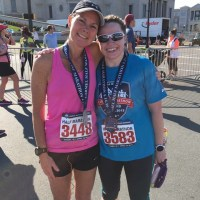 Happy Accidents  {Carmel Half Marathon Race Recap}
